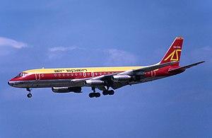Air Spain - Air Spain Douglas DC-8