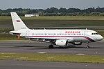 Airbus A319-112, Rossiya Airlines JP7547837.jpg