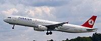 TC-JRD - A321 - InterCaribbean Airways