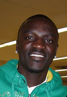 Akon discography R&B recording artist discography