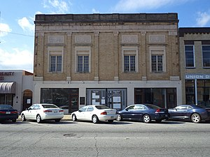 National Register of Historic Places listings in Dougherty County, Georgia - Image: Albany Theatre, N Jackson St, Albany