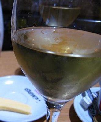 Albariño - Albariño wine from Galicia.