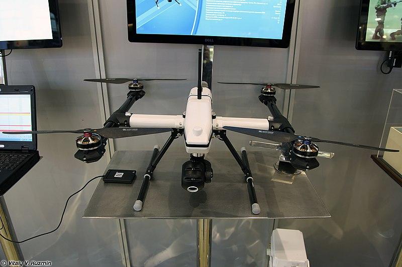 File:Albatros UAV at Interpolitex-2016 01.jpg