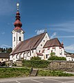 Albeck Sirnitz Pfarrkirche hl. Nikolaus SO-Ansicht 06052015 3192.jpg