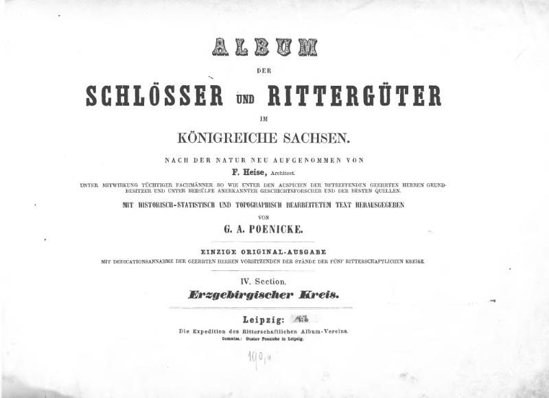 File:Album der Schlösser und Rittergüter im Königreiche Sachsen IV.djvu