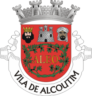 Alcoutim - Image: Alcoutim municipality coat of arms