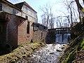 Alekšupīte river in Kuldiga - panoramio.jpg