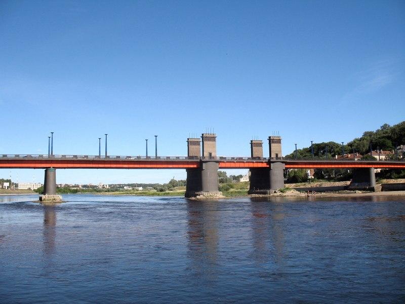 Aleksoto tiltas 2006-07-16