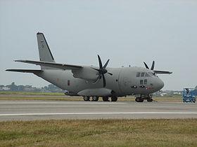 القوات الجوية الجزائرية واقع و أفاق التطوير  280px-Alenia_C-27J_%28Pratica_di_Mare%29