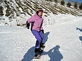 Alexandra, first time snowboarding (358179882).jpg
