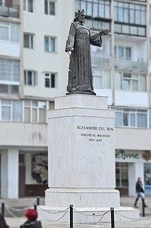 Alexandru Cel Bun Wikipedia