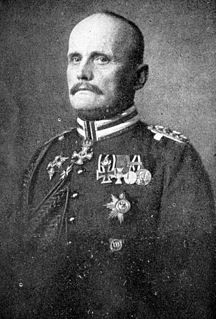 Moriz von Lyncker German general