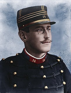 Alfred Dreyfus French artillery officer
