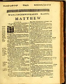 Matthew's Use of the Old Testament: A Preliminary Analysis