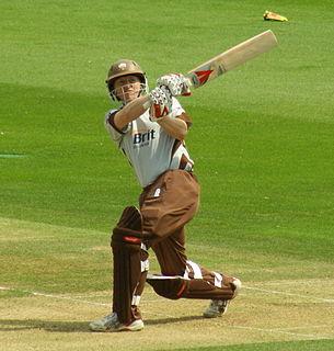Ali Brown English cricketer