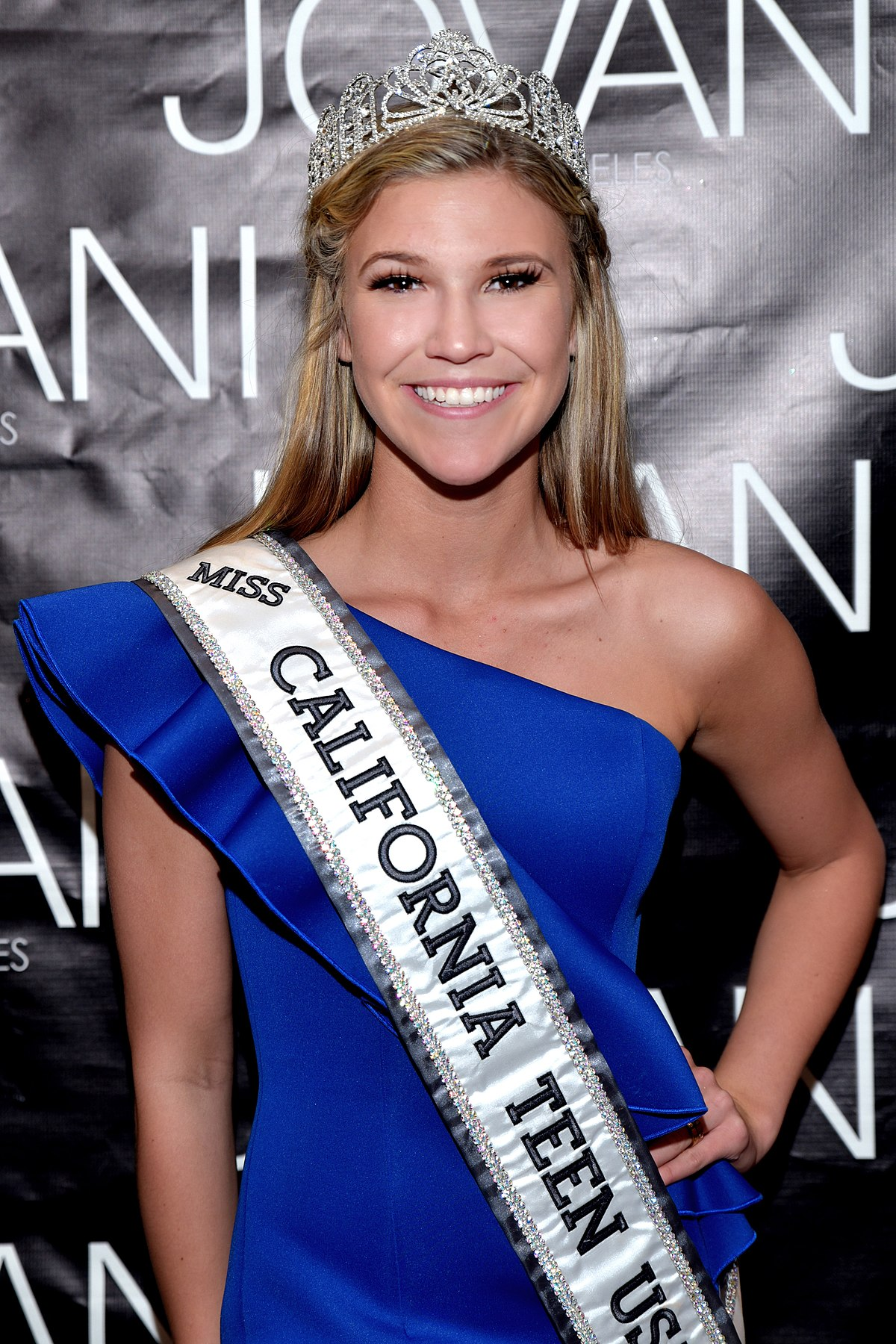 Miss California from Miss Teen USA 2016 Semifinalists   E