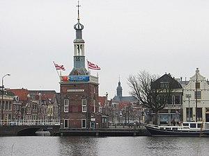 Alkmaar - Accijnstoren in Alkmaar
