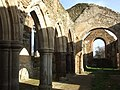 All Saints, Segenhoe - Nave, Arcade and Chancel - geograph.org.uk - 326162.jpg