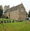 All Saints Church, Llanfrechfa - geograph.org.uk - 1634314.jpg
