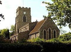 All Saints church, Lawshall, Suffolk - geograph.org.uk - 180804.jpg