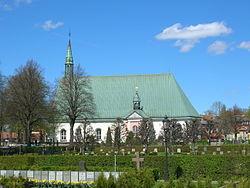 Välkommen till Svenska kyrkan