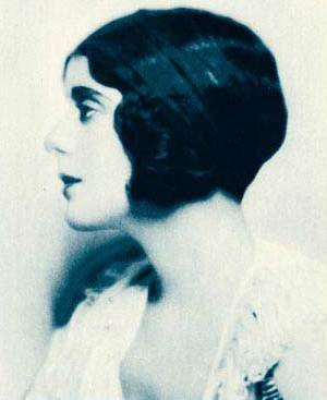 Alma Rubens - Publicity photo of Rubens from Stars of the Photoplay (1924)