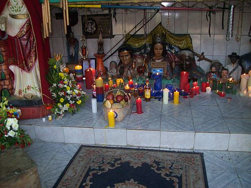 Altar Mayor Quibayo