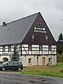 Altes Zollhaus in Hermsdorf, Sachsen. 54 origWI-Giebel.jpg
