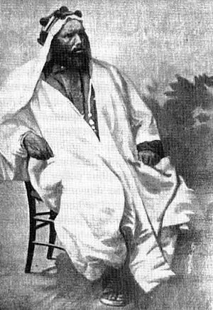 Ras Alula - Alula Engida in 1887.
