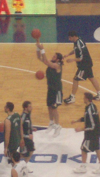 Fragiskos Alvertis - Fragiskos Alvertis was a great shooter