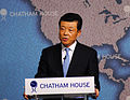 Ambassador Liu Xiaoming, Ambassador of the People's Republic of China to the UK (12342620805).jpg