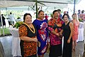 Ambassador Scott Brown and Gail Brown on their second visit to Samoa - Feb 2018 (25165646467).jpg