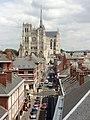 Amiens (80), cathédrale, vue depuis la terrasse du beffroi.jpg