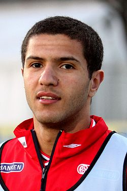 Amin Nouri (Vålerenga Oslo) - Norway national under-21 football team (01).jpg