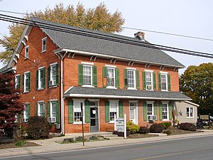 Intercourse, Pennsylvania - Amish and Mennonite Tourist Information Center