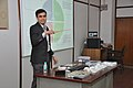 Amol Palshikar Demonstrates Plezmo Products - Capacity Building Workshop On Innovation Hub - NCSM - Kolkata 2018-03-20 9060.JPG