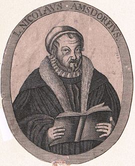 Nicolaus von Amsdorff