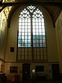 Amsterdam - Oude Kerk - stained-glass window.JPG