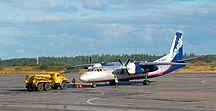 Arkhangelsk Talagi Airport