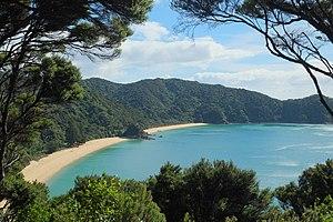 Abel Tasman Coast Track - Anatakapau Bay and Mutton Cove