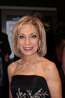 height Andrea Mitchell
