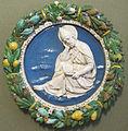 Andrea della robbia, sant'ambrogio, 1490 ca..JPG