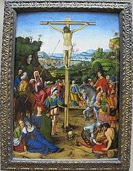 Andrea Solari: Crucifixion