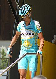 Andreas Klöden (Tour de France 2007 - stage 8)