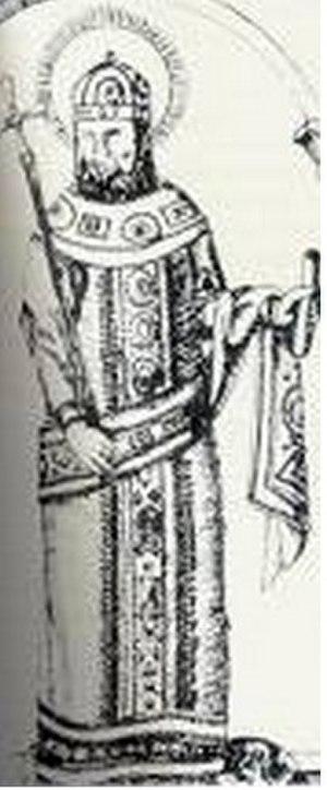Empire of Trebizond - Image: Andronikos I Gidos