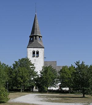 Anga, Gotland - Anga Church
