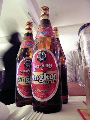 Angkor beer bottles.jpg