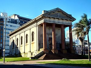 Cathedral of The Most Holy Trinity, Montevideo