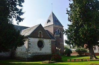 Anguilcourt-le-Sart - Anguilcourt-le-Sart Church