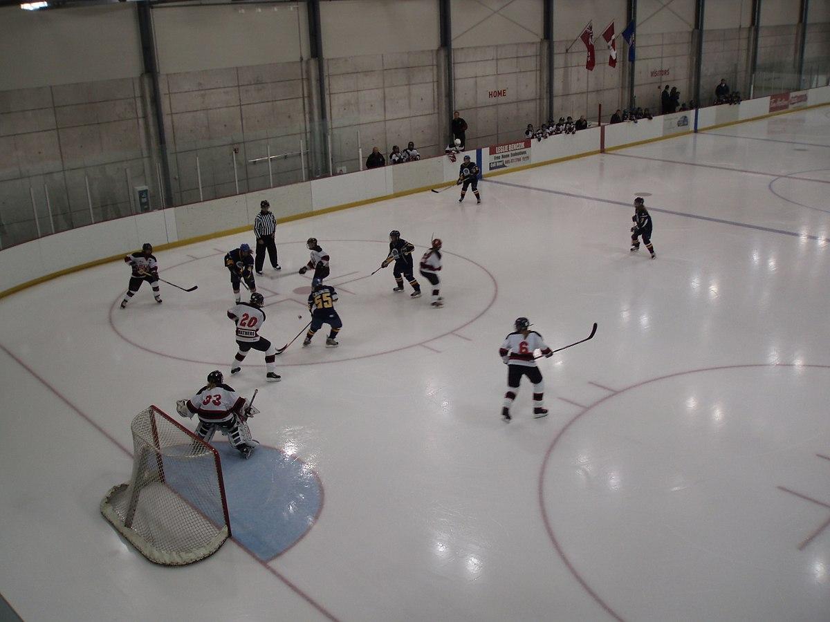 Stouffville amateur hockey league